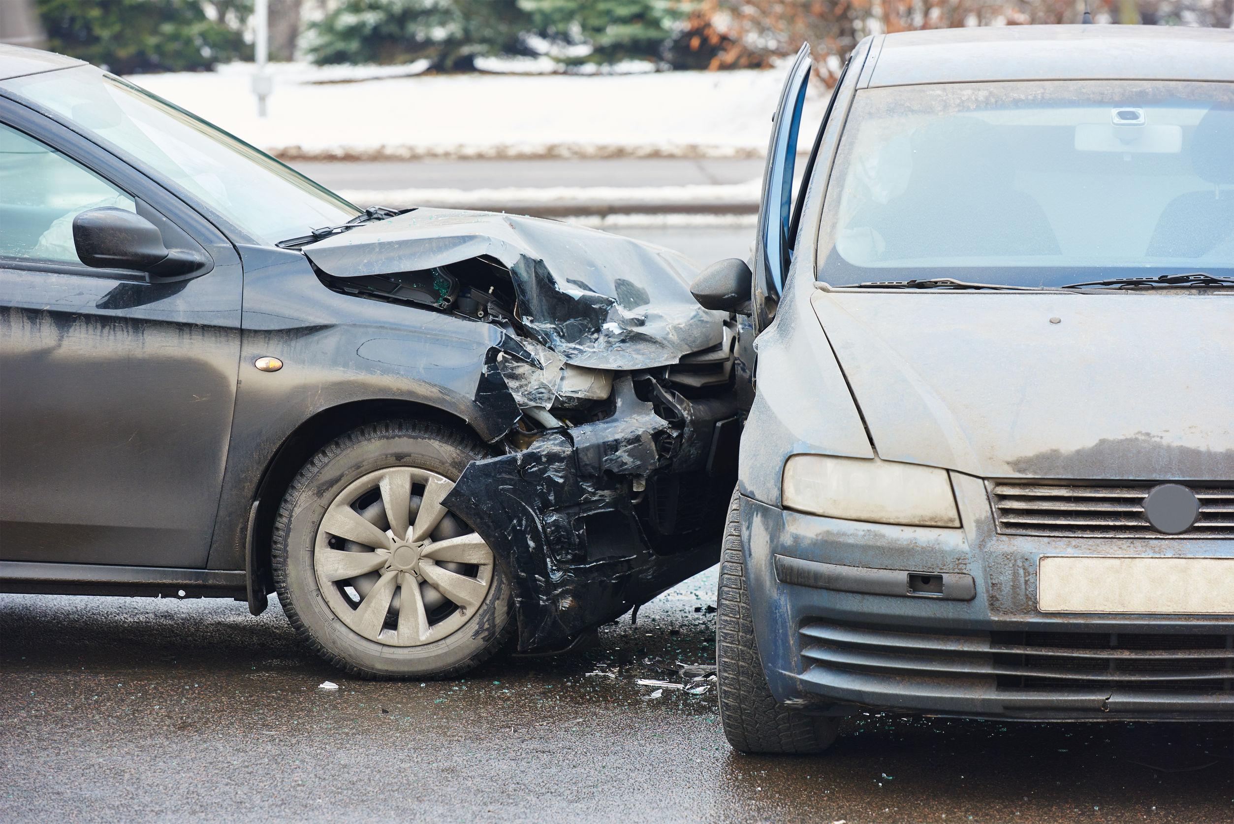 parte de accidentes