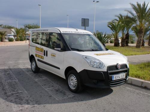 Alquiler Furgonetas Alicante